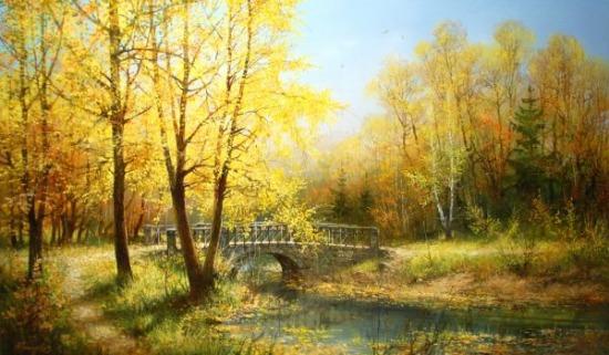 Авдеев Михаил. Осень