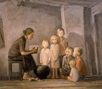 Выставка картин заслуженного художника России Алексея Александровича Жабского (1933-2008)