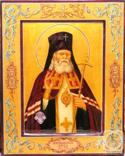 икона святой лука: