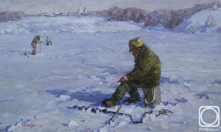 Андрей викторович картины художника
