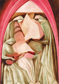 Персональная выставка картин художника Мирата Уразаева