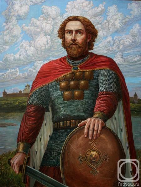 фото картины владимир князь
