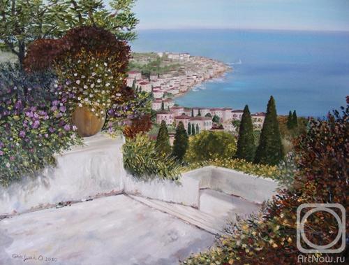 Картины художника салерно италия