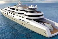 Роман Абрамович увеличивает стоимость своей самой дорогой яхты в мире за счет покупки картин и скульптур
