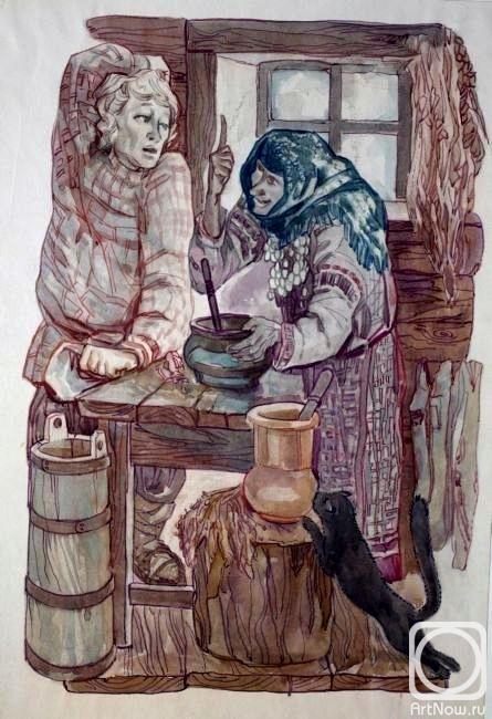Картинки удмуртские сказки, кгб картинка надписью