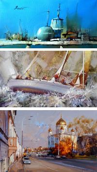 Художественная выставка «Арт Тишинка». Москва. 1 – 7 февраля