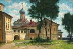 Монастырь в Прилуках