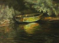 Владимир Волосов – художник, пишущий радость
