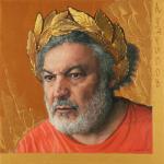 Ларский Николай. портрет А. Зарипова