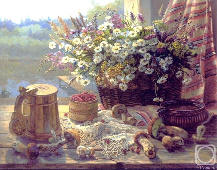 Лента на цветы рисунок карандашом