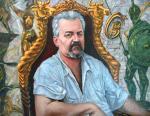 Портрет Скульптора Сергея Воробьева