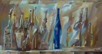 Персональная выставка живописи художника Ивана Несветайло