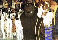 Удивительные ухищрения австрийских музейщиков: картины Климта и инсталляции свингеров в одном флаконе