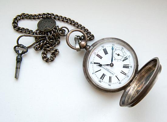 Серебряные часы Mole в Сергиев Посаде. Часы недорогие