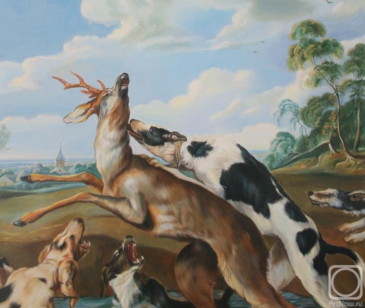 Собаки в искусстве 439537