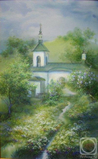 Годич Марина. Сельская церковь