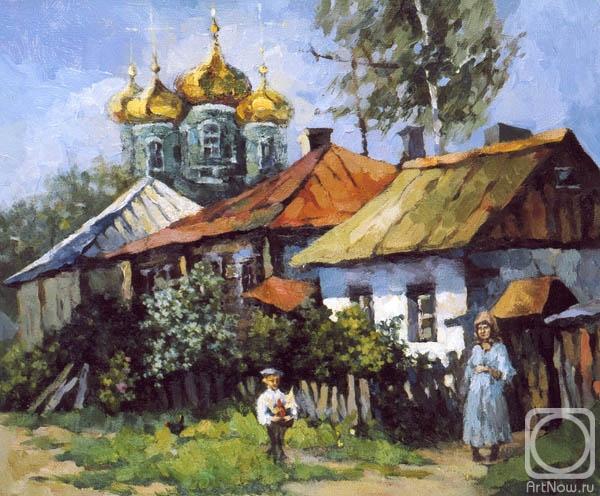 Картинки по запросу картины русских художников о русской провинции