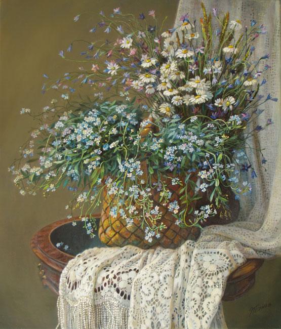 Картины натюрморты с цветами знаменитых художников