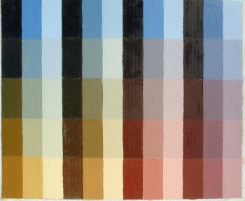 Paints Mixture Charts (II)