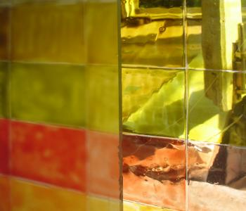 Glass Painting (out-take-V / YELLOW)