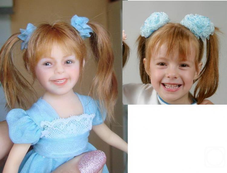изготовлю куклу по фотографии показывает