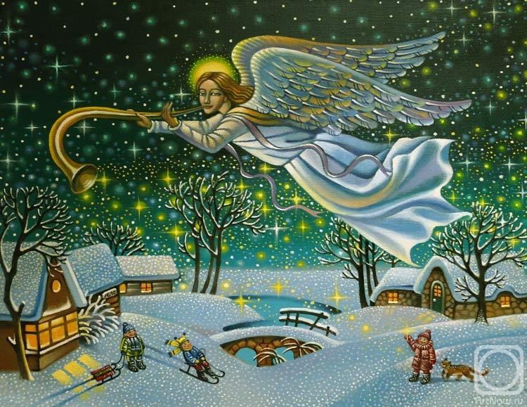 Белова Ася. Ангел