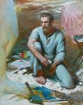 Микеланджело Буонаротти. Комаров Николай
