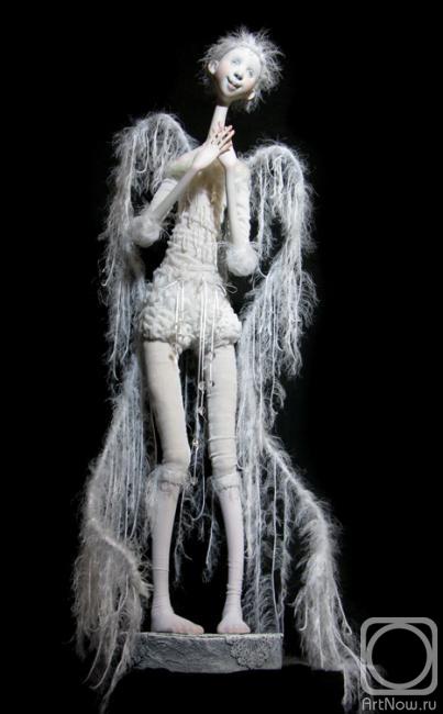 """Миненко Виктория. Белый Ангел """"Все будет хорошо"""""""