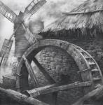 2010 Watermill and Windmill. Chernov Denis