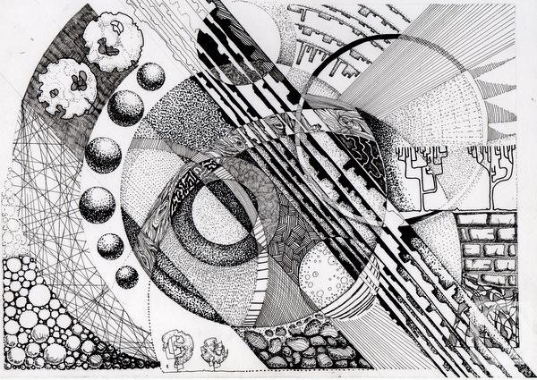 архитектурная графика:
