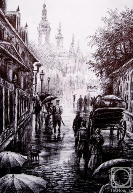 ... Картины художника / Городской пейзаж: artnow.ru/ru/gallery/2/17359/picture/0/425437.html