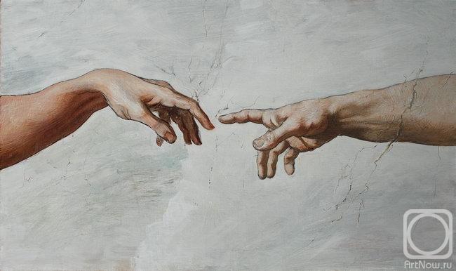 картина адам: