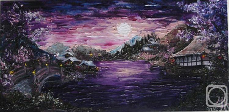 Пинтер Юлия. фиолетовые сумерки