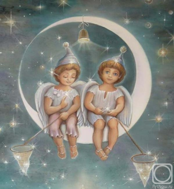 Голубь Татьяна. Ангелы Звездочеты (Фрагмент)