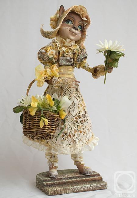 Соколова Надежда. Купите цветочек!