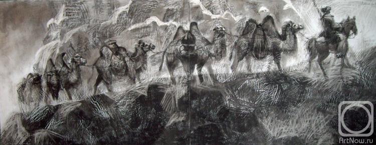 Кто из художников рисовал демонов