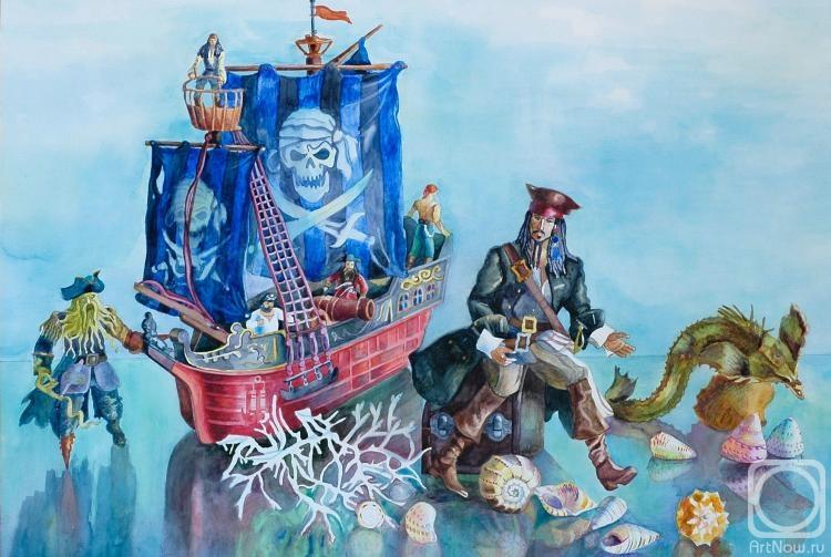 Кветка ирина пираты карибского моря 2