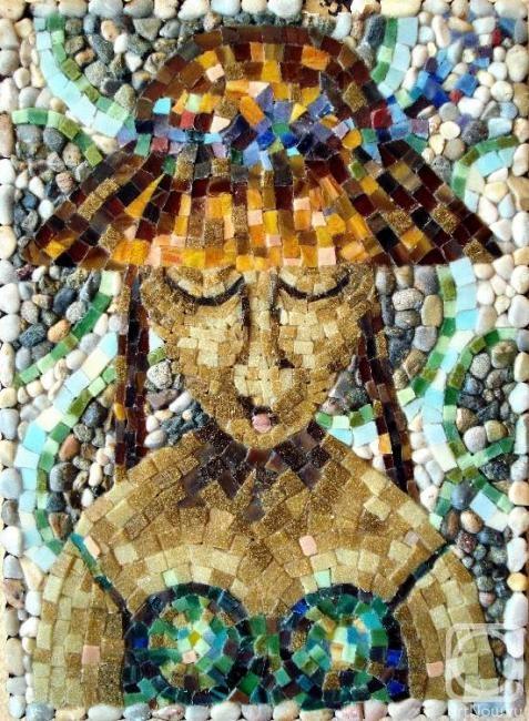 стеклянная мозаика для художника купить