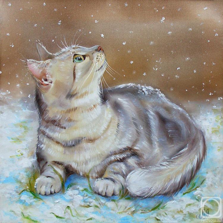 Логинова Аннет. Первый снег