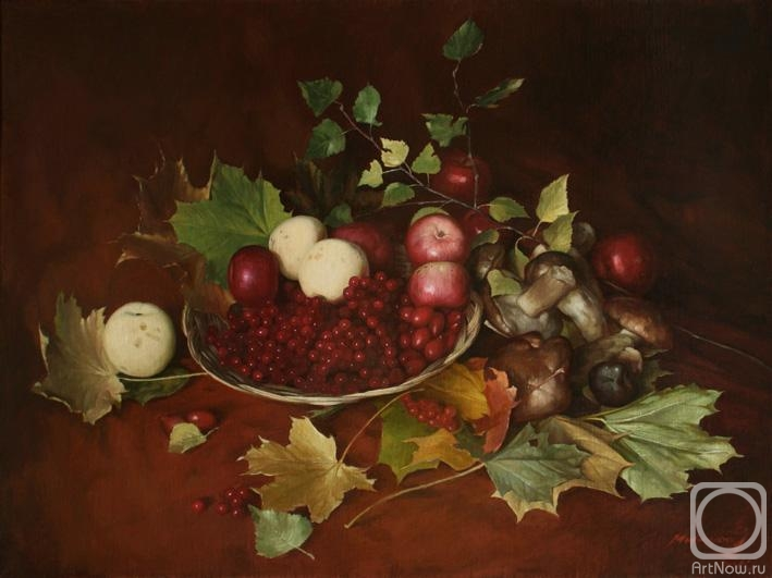 Миронов Андрей. Осенний натюрморт