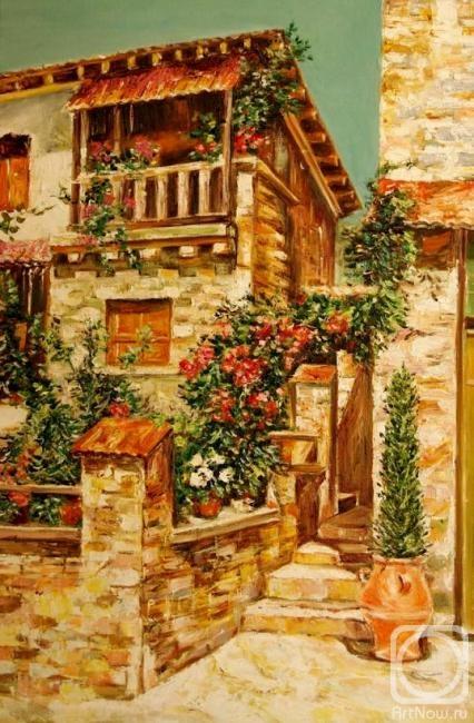 ... Картины художника / Домик в Греции: artnow.ru/ru/gallery/3/12189/picture/0/458276.html
