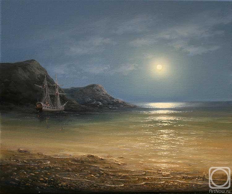 Mikhail Ivanenko.  Moonlight Sonata