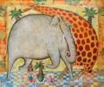 Урбинский Роман. Крадущийся слон, затаившийся жираф