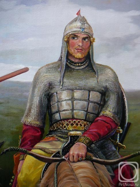 просмотр картины васнецова три богатыря:
