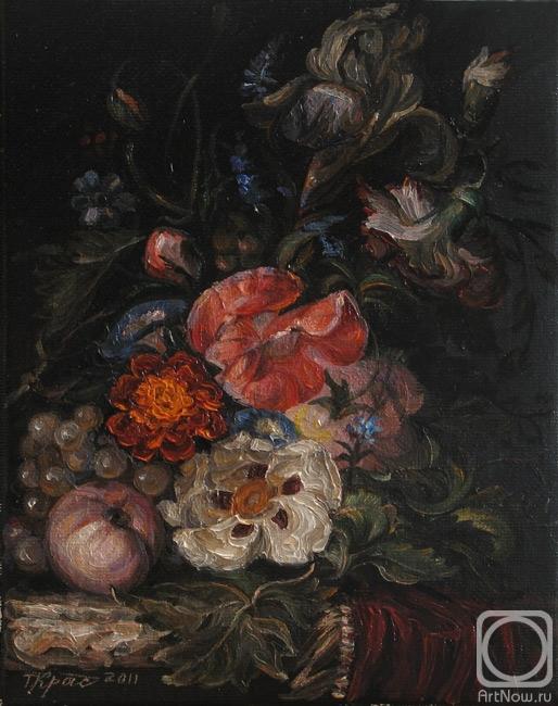 Красовская татьяна цветы в