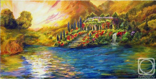 Мугазеевна картины художника рай