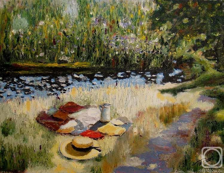 ... / Картины художника / Завтрак на траве: artnow.ru/ru/gallery/3/372/picture/0/3656.html