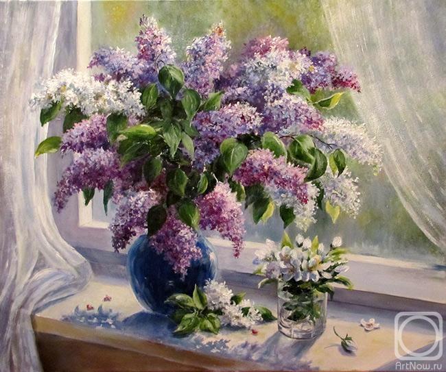 Воробьева Ольга. Весна