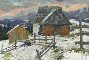 Guzul Village. Chernov Denis