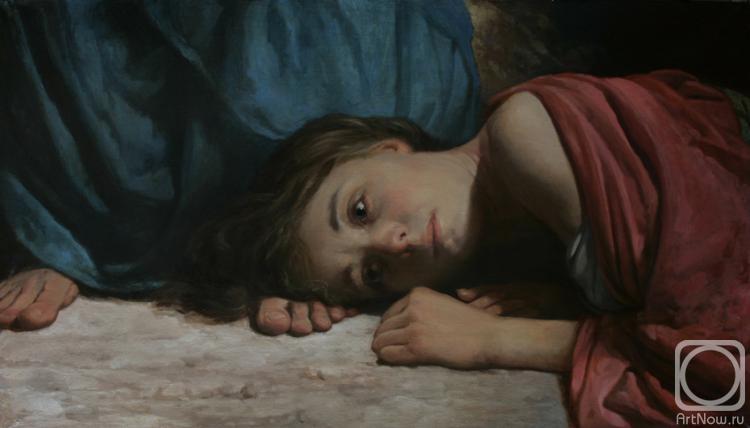 Миронов Андрей. Христос и грешница